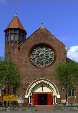 Woodgrange Baptist Church